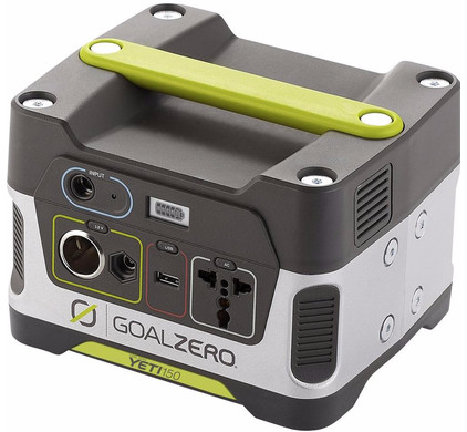 Goal Zero Yeti 150 Solar Generator 150Wh