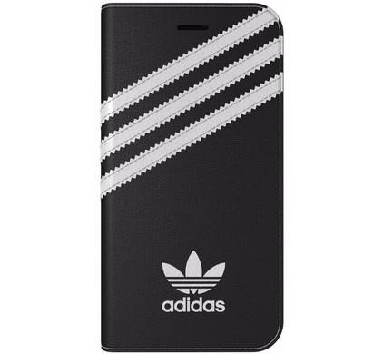 Adidas Originals Booklet case Apple iPhone 7/8 Zwart/Wit