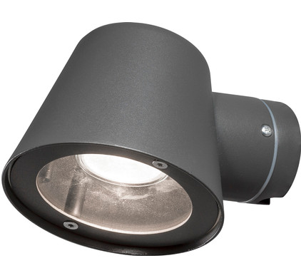 Konstsmide Trieste Wandlamp Antraciet