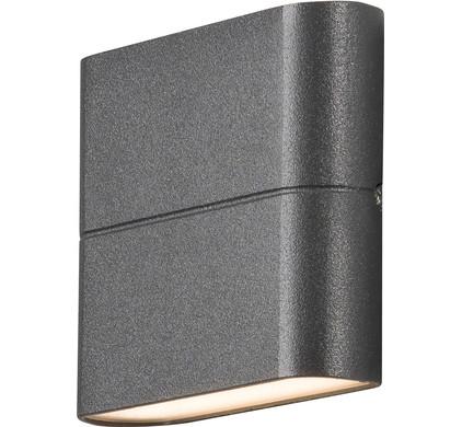 Konstsmide Chieri Wandlamp Zwart S
