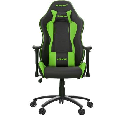AK Racing Nitro Gaming Chair Groen