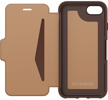 Otterbox Strada Apple iPhone 7/8 Bruin