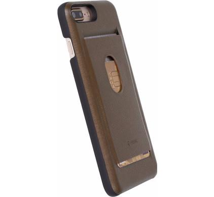 Krusell Timra Wallet Cover Apple iPhone 7 Plus/8 Plus Bruin
