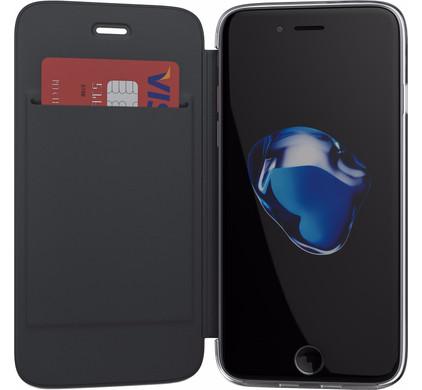 BeHello Book Case Apple iPhone 7/8 Zwart