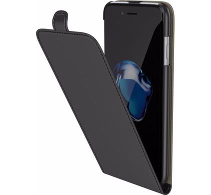BeHello 2-in-1 Flip Case Apple iPhone 7 Zwart