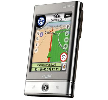 Mio P360 NL Navigation Pack Europa