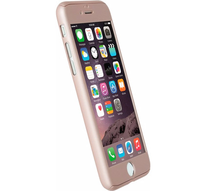 Krusell Arvika Cover Apple iPhone 7/8 Rose Gold
