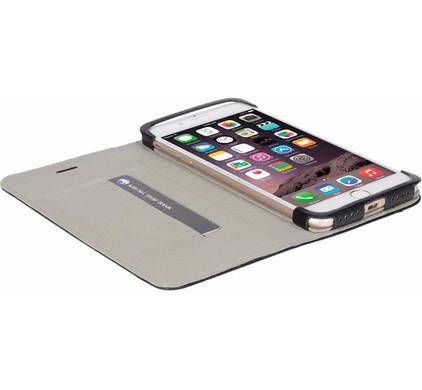 Krusell Malmo Book Case Apple iPhone 7 Plus/8 Plus Zwart