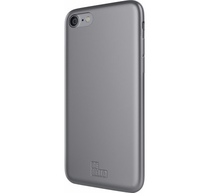 BeHello Thin Gel Apple iPhone 7/8 Zilver