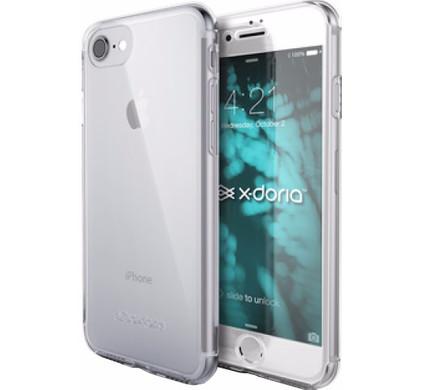 X-Doria Defense 360° Cover Apple iPhone 7/8 Transparant