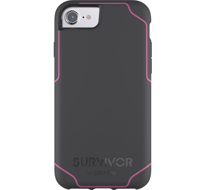 Griffin Survivor Journey Apple iPhone 6/6s/7 Roze