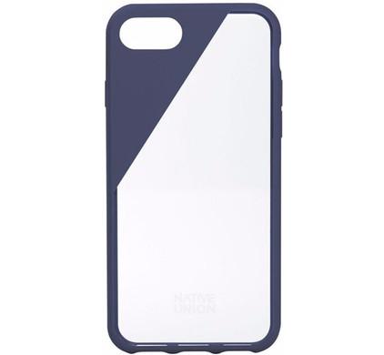 Native Union Clic Crystal Apple iPhone 7/8 Blauw