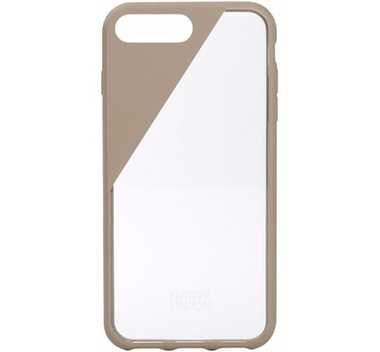 Native Union Clic Crystal Apple iPhone 7 Plus/8 Plus Bruin