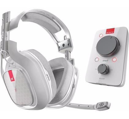Astro A40 TR White + MixAmp Pro TR Main Image