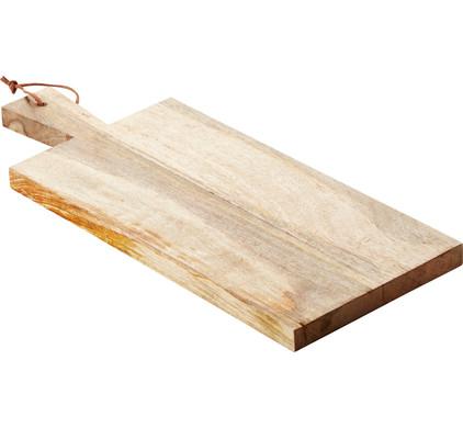 Point-Virgule Snijplank Mangohout 50 x 20 x 2,2 cm