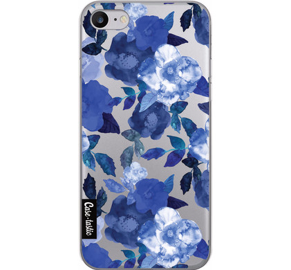 Casetastic Softcover Apple iPhone 7/8 Royal Flowers