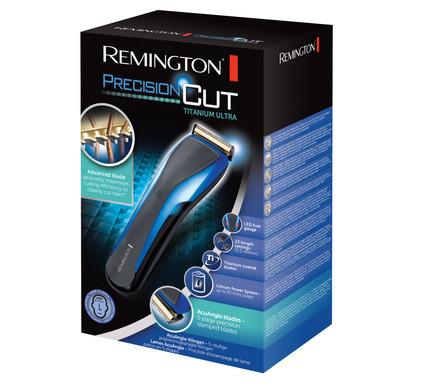 Remington HC5900 PrecisionCut Titanium Ultra