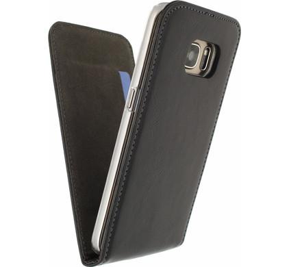 Mobilize Premium Magnet Flip Case Samsung Galaxy S7 Zwart