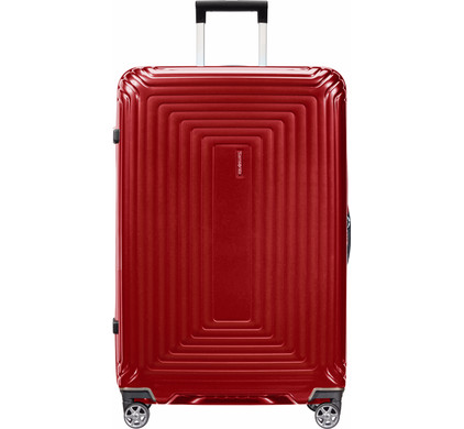 Samsonite Neopulse Spinner 69cm Metalic Red