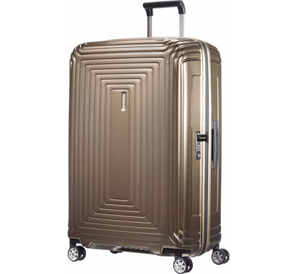 Samsonite Neopulse Spinner 75cm Metallic Sand