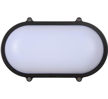 Lucide Hublot LED Wandlamp Ovaal S