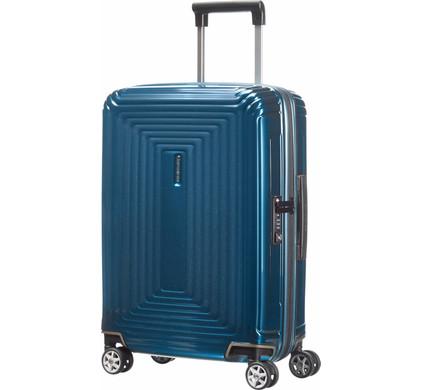 Samsonite Neopulse Spinner 55cm Metallic Blue