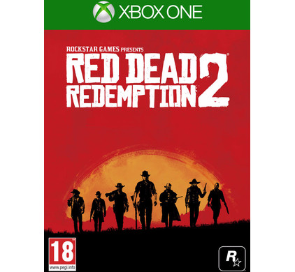Red Dead Redemption 2 Xbox One Main Image