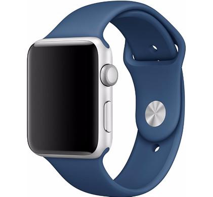 Apple Watch 38mm Polsband Sport Oceaanblauw