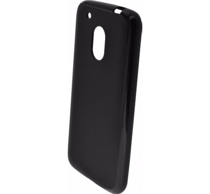 Mobiparts Essential TPU Case Motorola Moto G4 Play Zwart