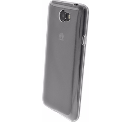Mobiparts Essential TPU Case Huawei Y5 II/Y6 II Compact Transparant