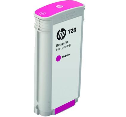 HP 728 Cartridge Magenta XL (F9J66A)