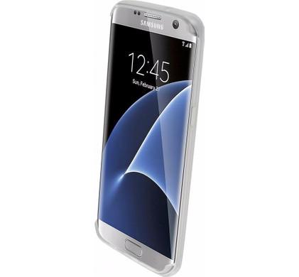 Mobiparts Essential TPU Case Samsung Galaxy S7 Edge Transparant