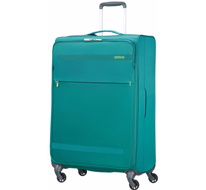 American Tourister Herolite Super Light Spinner 74cm Cactus Green