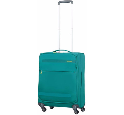 American Tourister Herolite Super Light Spinner 55cm Cactus Green