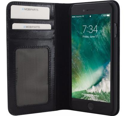 Mobiparts Excellent Wallet Case Apple iPhone 7/8 Zwart