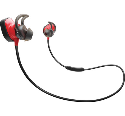 Bose SoundSport Pulse Rood