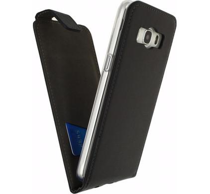 Mobilize Classic Gelly Flip Case Samsung Galaxy J5 (2016) Zwart