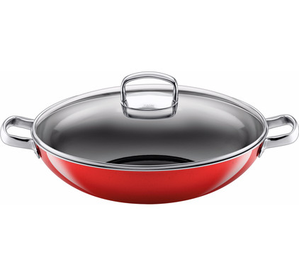Silit Energy Red Wok 36 cm