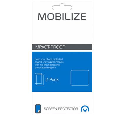 Mobilize Screenprotector Google Pixel XL Impact Proof