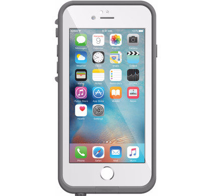 Lifeproof Fre Case Apple iPhone 6/6s Wit