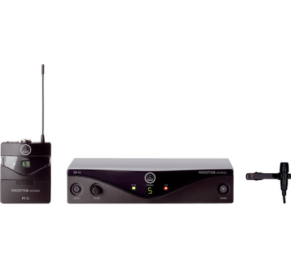 AKG Perception Wireless 45 Presentatieset A (530.025 MHz)