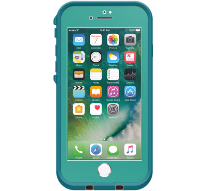Lifeproof Fre Case Apple iPhone 7 Groen