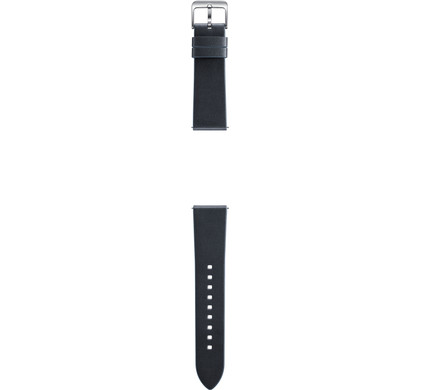 Samsung Gear S3 Leather Band Navy Blue