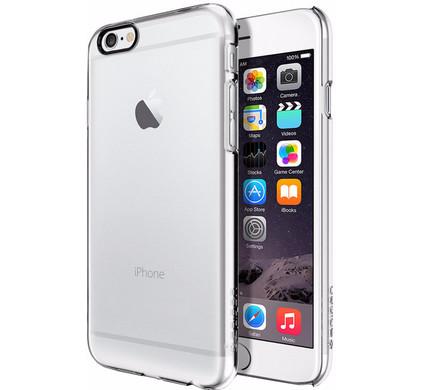 Spigen Thin Fit Apple iPhone 6/6s Transparant