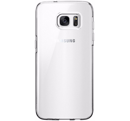 Spigen Liquid Crystal Samsung Galaxy S7 Edge Transparant
