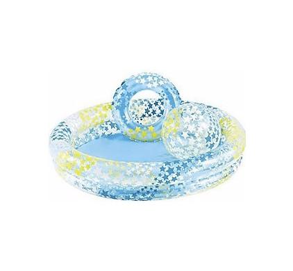Intex Zeesterren Zwembad Set