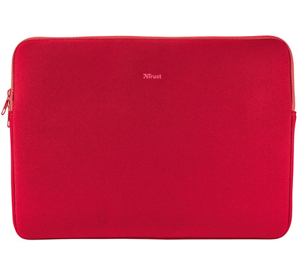 Trust Primo Soft Laptopsleeve 15,6'' Rood