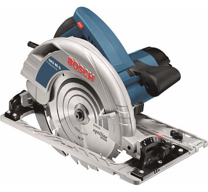 Bosch Blauw GKS 85 G