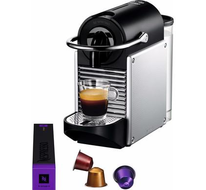 Magimix Nespresso Pixie M110 Metal Gray Main Image