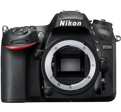 Nikon D7200 Body Main Image